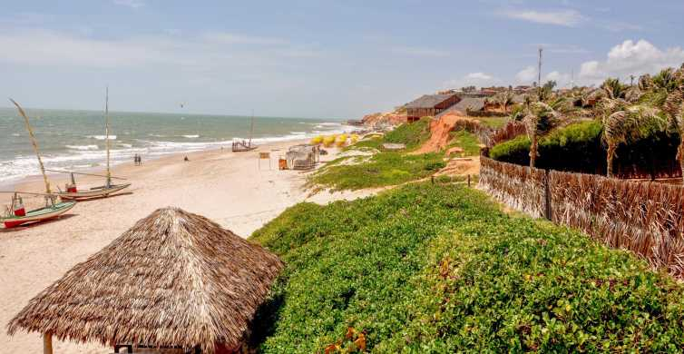 From Fortaleza: Day Trip to Canoa Quebrada Beach