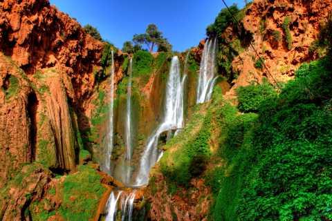 Marrakech: Ouzoud Waterfalls Day-Trip