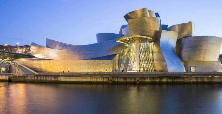 Besuchen Sie das magische Guggenheim-Museum