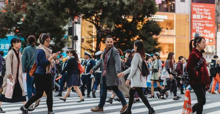 Tokyo: Photo Shoot with a Private Vacation Photographer