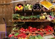 Florenz: Märkte und Verkostung von Speisen
