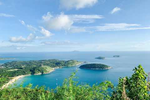 Phuket: 5-Hour City Highlights & Viewpoints Small Group Tour