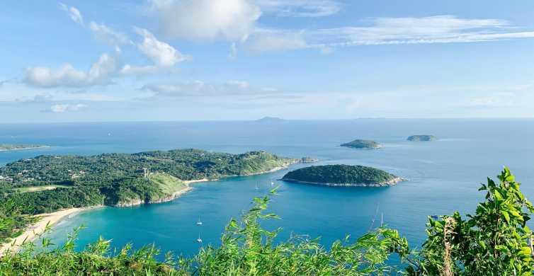 Phuket: Stadthighlights & Aussichtspunkte in kleiner Gruppe