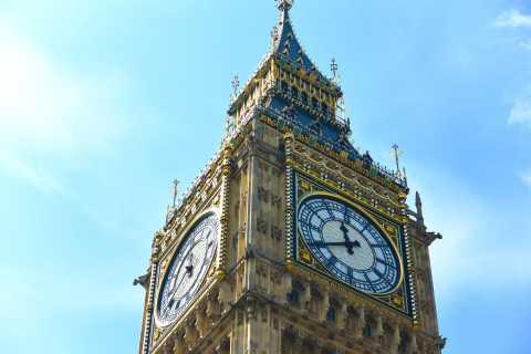 London: Führung auf Deutsch durch Westminster