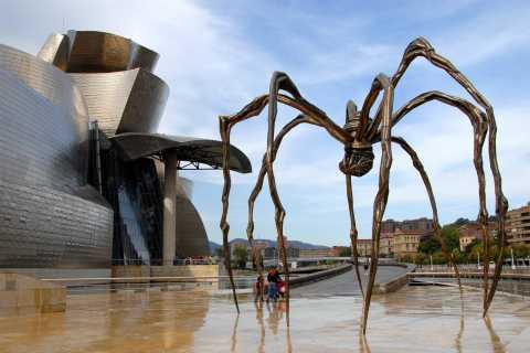 Bilbao: Guggenheim Museum Private Guided Visit