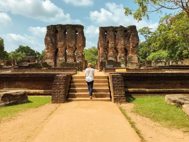 Dagtocht naar de oude stad Polonnaruwa vanuit Negombo