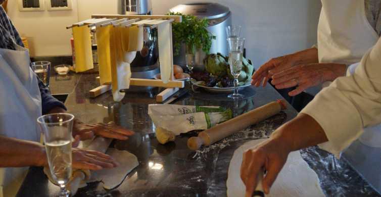 Cours de cuisine délicieux à Venise