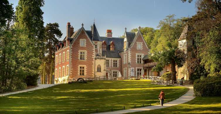 Clos Lucé Castle Ticket: Da Vinci Home & Science Museum