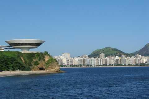 Tour de 1 día de Niterói: tesoros ocultos de Río de Janeiro