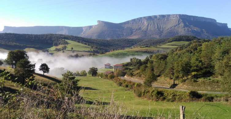 Desde Bilbao: tour de día completo de mar y montaña