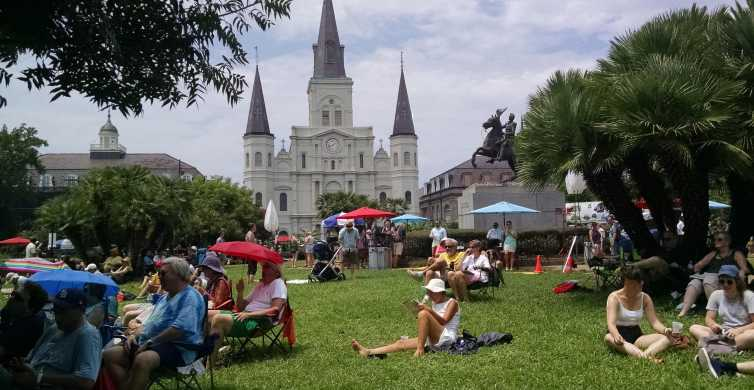 New Orleans: French Quarter Walking Tour