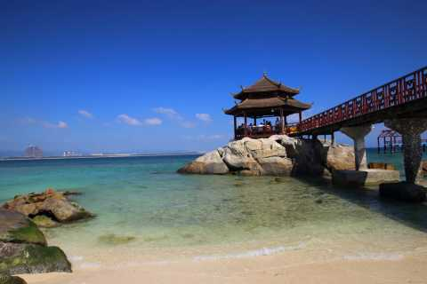 Sanya One Day Private Tour of Wuzhizhou Islet