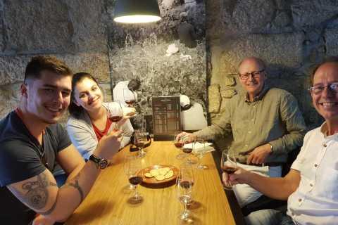 Porto: Excursão de 3 Horas com Degustação de Vinho do Porto