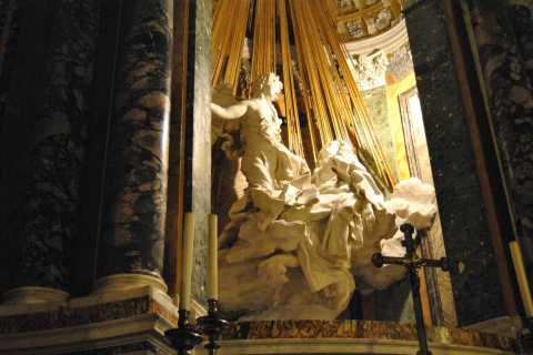 Rome: Gian Lorenzo Bernini Walking Tour