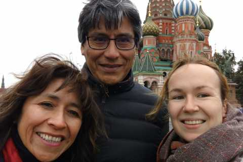 Moscow: Must-Sees Private Tour with Hotel Pickup & Kremlin