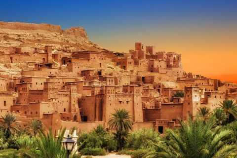 Depuis Marrakech: visite des casbahs et de Ouarzazate