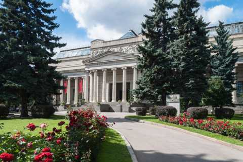 Pushkin Museum: Private Impressionism Tour