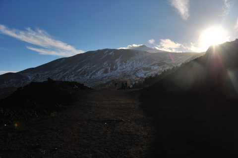 Etna: tour al tramonto da Catania