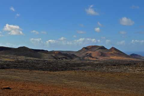 Timanfaya National Park and La Geria Wine Tasting