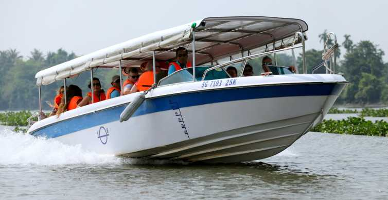 Cu Chi Tunnels Luxury Speed Boat Half Day Tour
