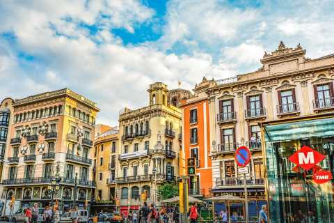 Barcelona Gothic Quarter: Guided Walking Tour