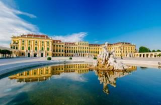 Ohne Anstehen: Rundfahrt durch Wien & Schloss Schönbrunn