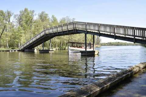 Copenhague: excursion en bateau sur le lac Lyngby et Millstream