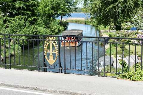 Kopenhagen: Bootstour auf dem Furesø-See