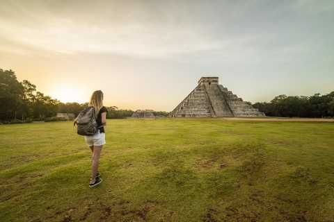 Chichén Itzá: Self-Guided Day Tour with Hospitality Suite