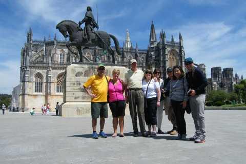 De Sesimbra: tour privado de Fátima, Batalha, Nazaré e Óbidos