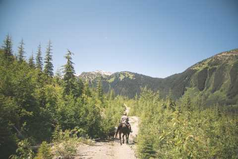 Vancouver: Historic Riding and Mine Expedition Starts Friday