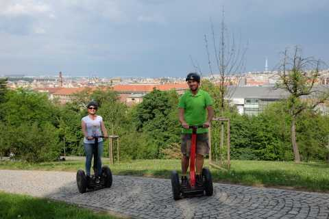 Prague: 1-Hour Segway Tour around the Sacré Coeur