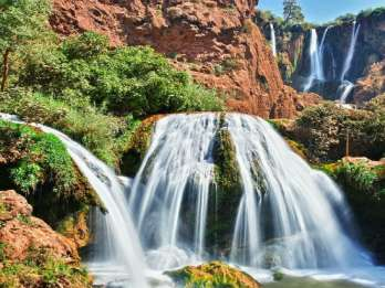 Ab Marrakesch: Ouzoud-Wasserfälle - Tagestour