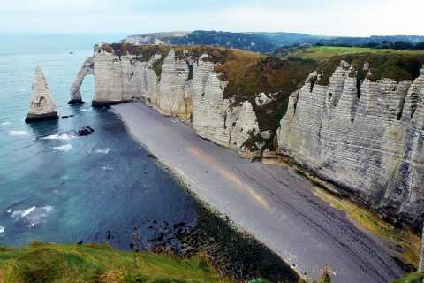 Paris: Étretat & Le Havre Small Group Day Trip