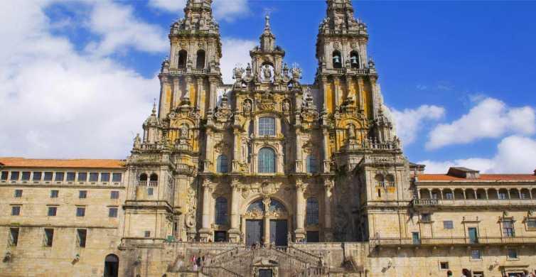 Porto: Passeio de 1 Dia a Santiago de Compostela