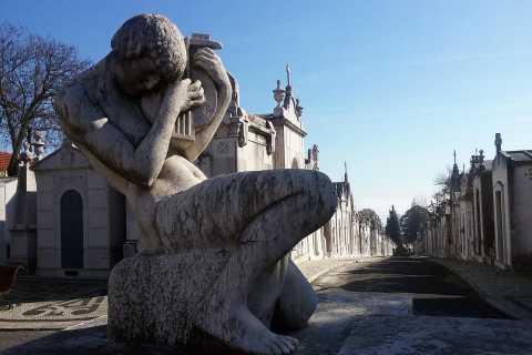 Rundgang durch die Lissaboner Friedhöfe