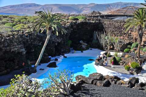 Lanzarote Full Day Tour from Fuerteventura