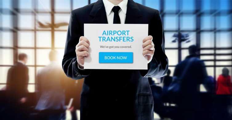 Santorini: Shared Transfer Service