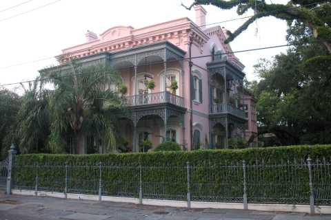 New Orleans: Garden District Walking Tour