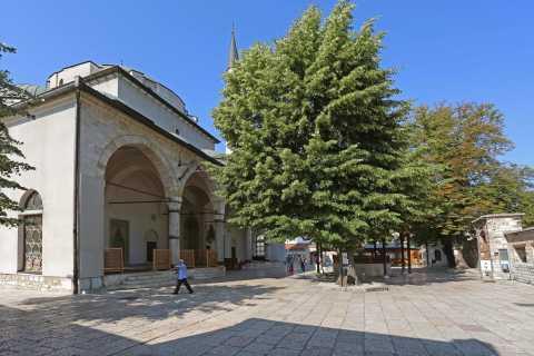 Sarajevo: Aufdecken der Islam-Tour
