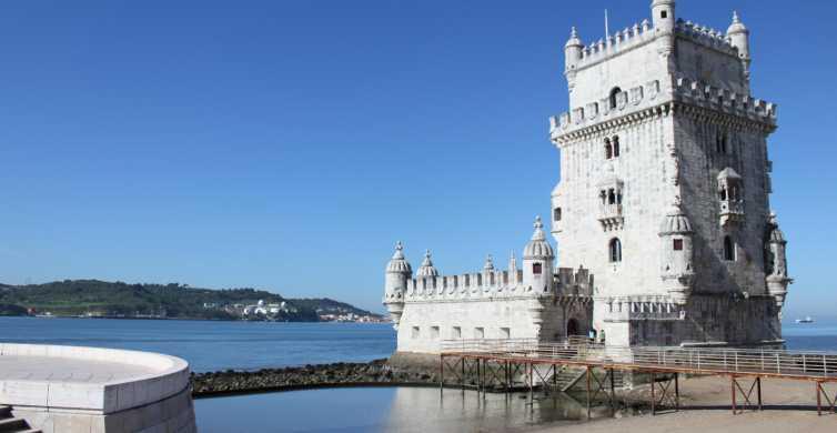 Lisbonne: visite en petit groupe avec Belém, pont du 25 avril et VR