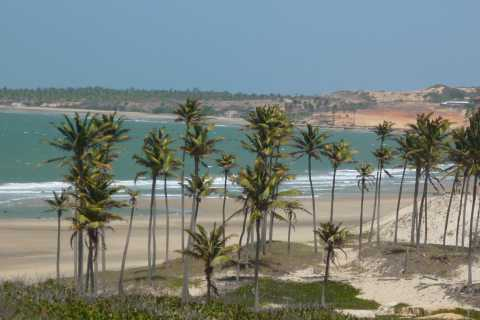 Day Trip to Lagoinha Beach from Fortaleza