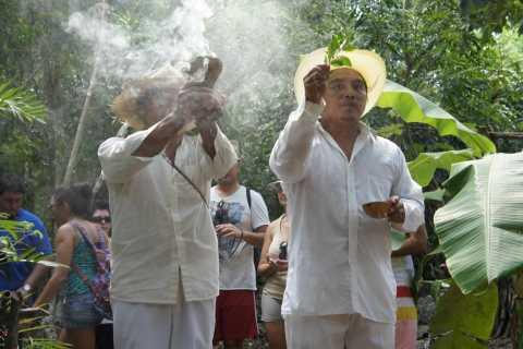 Excursão de 1 Dia a Tulum, Cobá e Cenote
