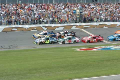 Daytona Beach: Daytona 500 NASCAR Race Ticket