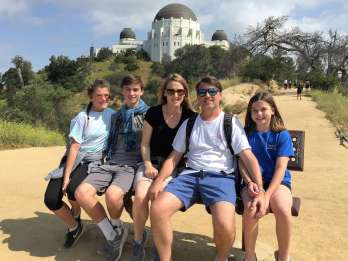 Hollywood-Schriftzug: Wanderung zum Griffith-Observatorium