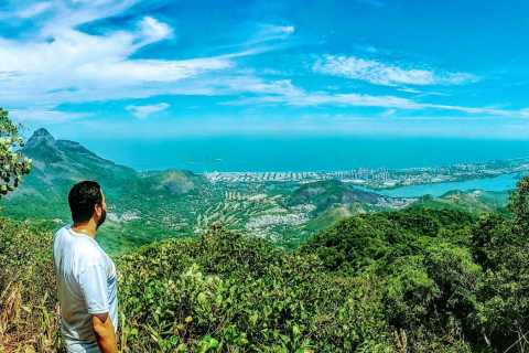 Tijuca Forest Adventure Full-Day Small Group Hike