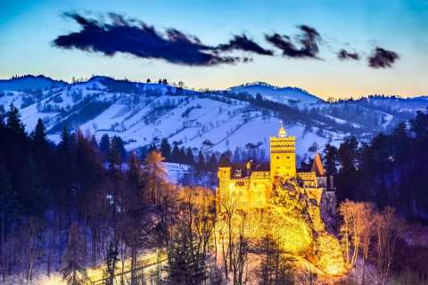 Bran Castle: Fast-Track Ticket