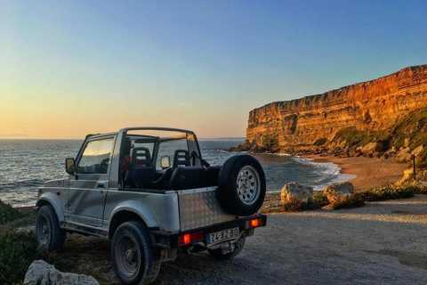 Tour in jeep di Espichel Cape e Hell Beach 4x4