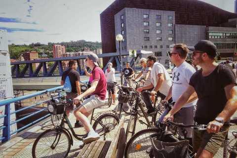 Getxo and Bizcaya Bridge (UNESCO Site) Bike Tour from Bilbao