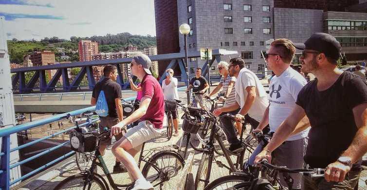 Getxo- und Bizcaya-Brücke (UNESCO-Weltkulturerbe) Radtour ab Bilbao